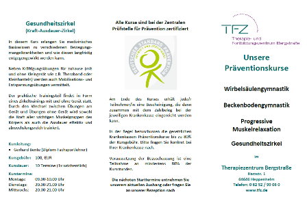 screenshot praevention flyer 2018